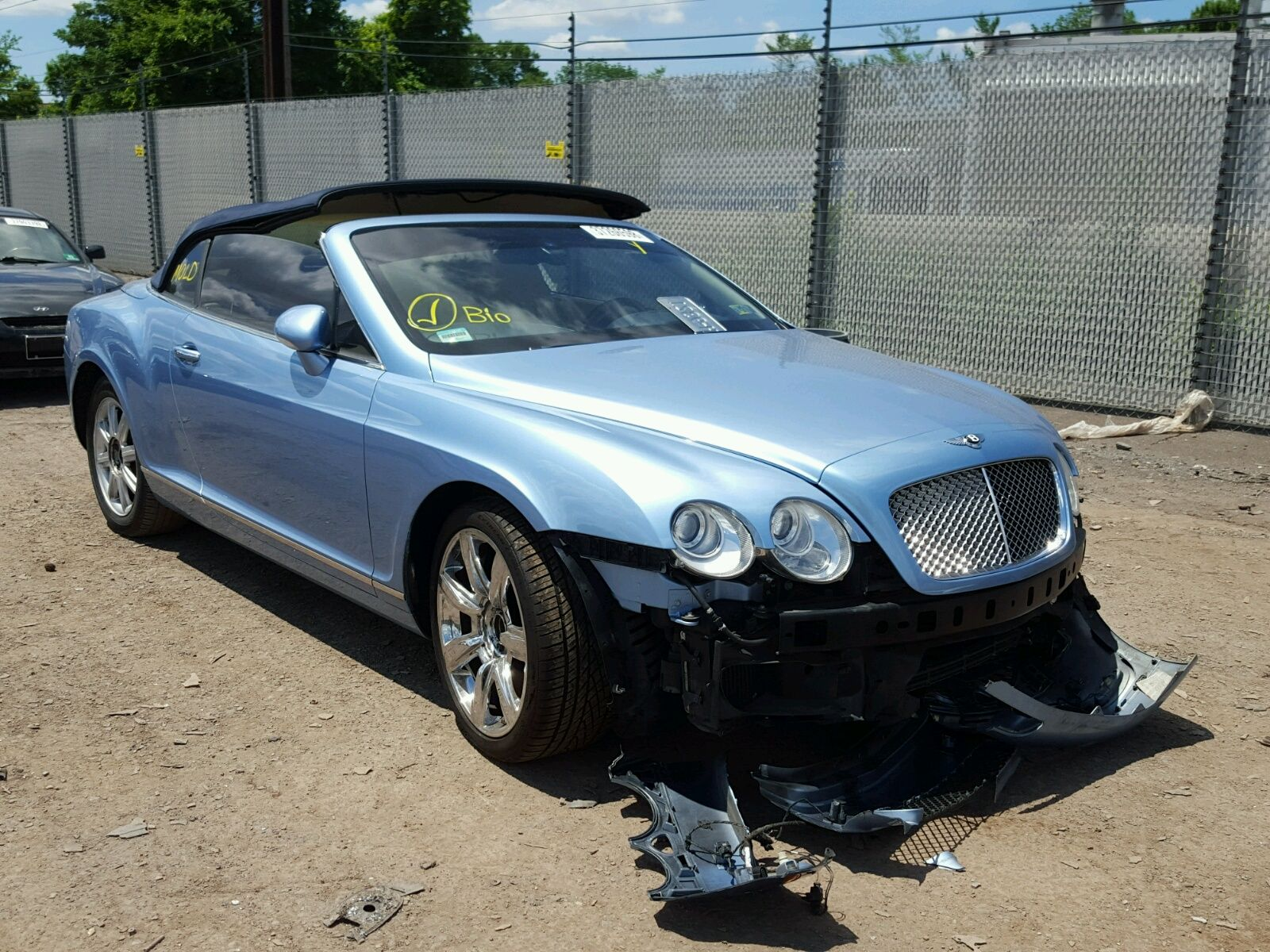 A crap Bentley